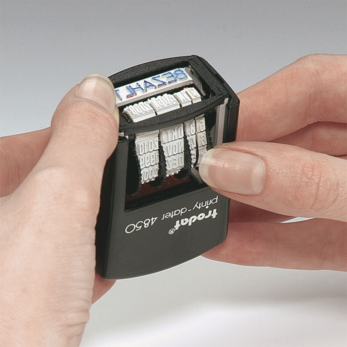 Trodat Printy 4724 - 4850 adjustable