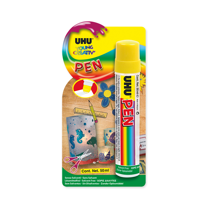 UHU glue stick Young & Creative