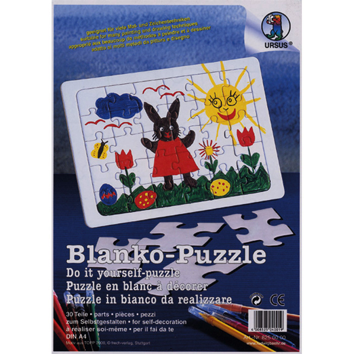 Ursus Blanko Puzzle