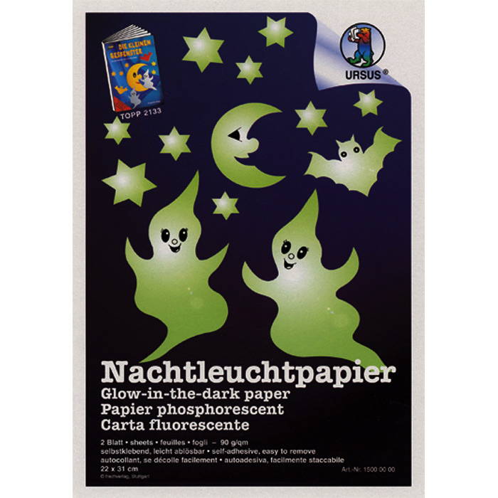 Ursus Nachtleuchtpapier