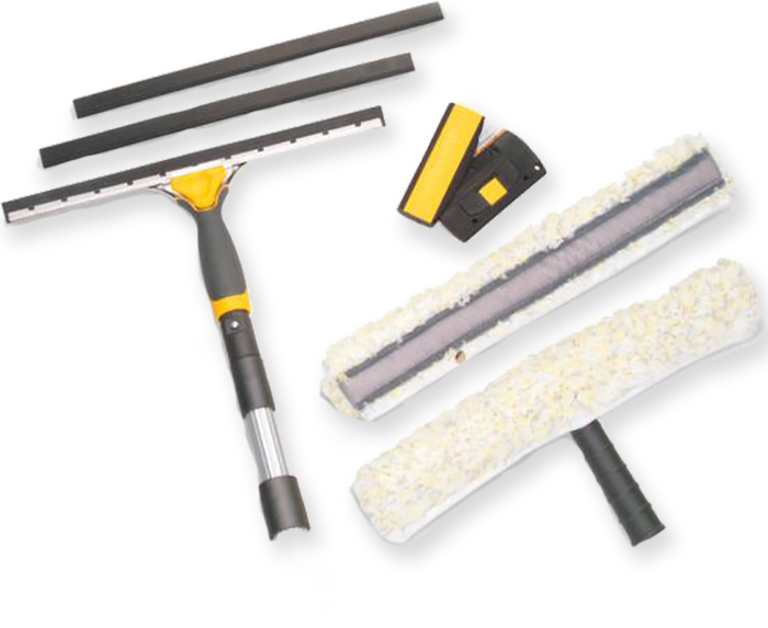 Vermop window cleaning set