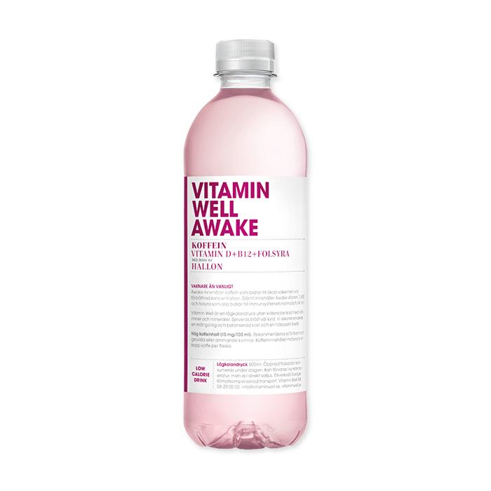 Vitamin Well Getränk