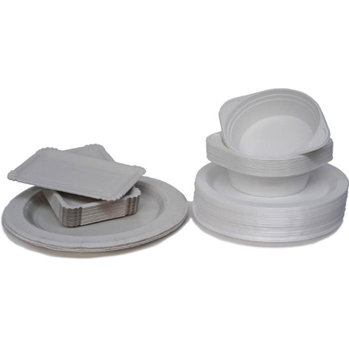 Webstar Disposable plate