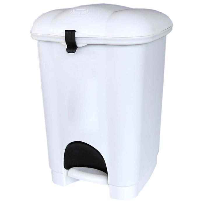 Webstar pedal- push waste bin 6 l