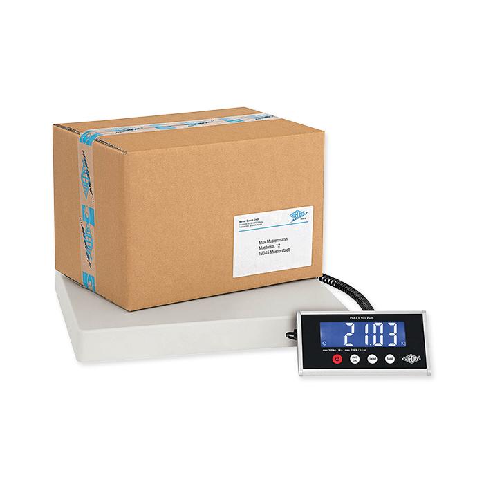 Wedo Parcel Scales Plus