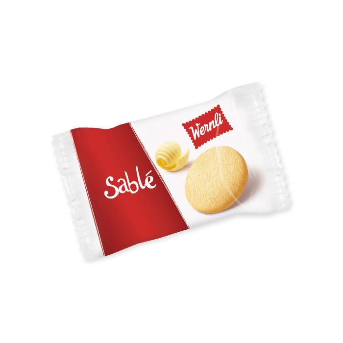 Wernli Sablé gastro portions