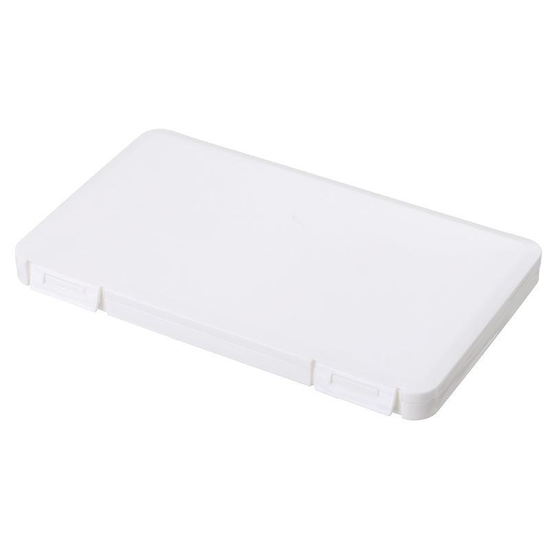 mask box white