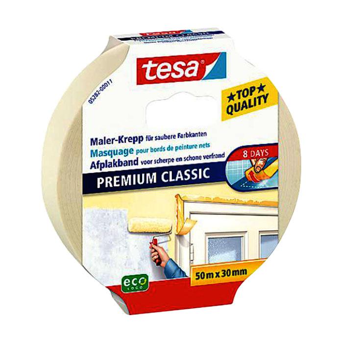 tesakrepp Masking tape Premium Classic