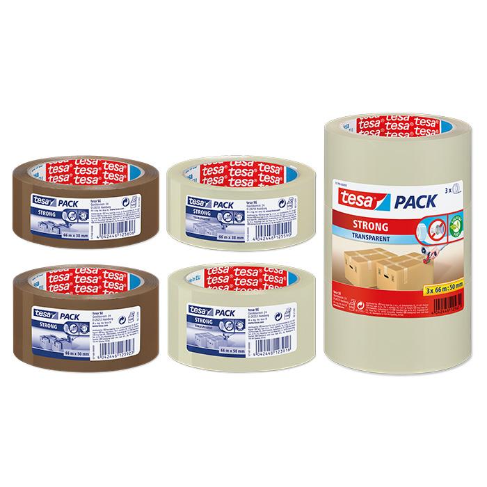 tesapack Packaging tape strong
