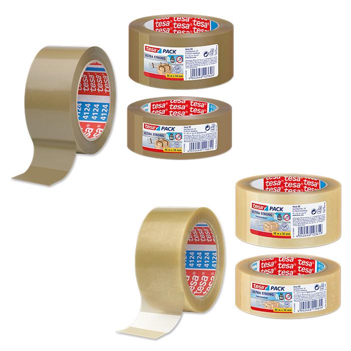 tesapack Packaging tape ultra strong